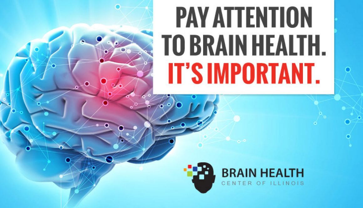 Pay Attention to Brain Health
