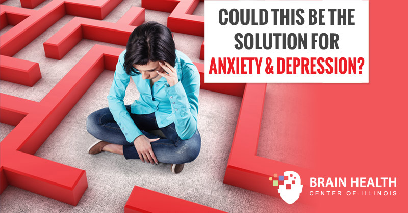 A Solution To Anxiety And Depression? Alpha Waves May Hold The Key To Recovery